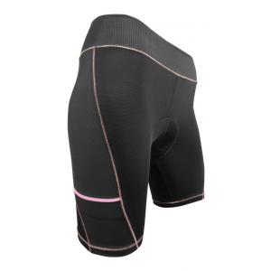 Womens De Soto Femme 400-Mile Bike Fitted Shorts(XS)