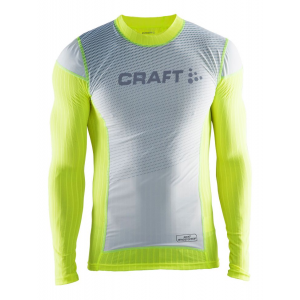 Mens Craft Active Extreme 2.0 Crewneck Long Sleeve Technical Tops(S)