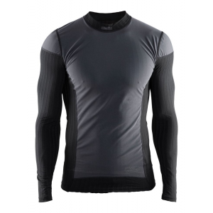Mens Craft Active Extreme 2.0 Crewneck WS Long Sleeve Technical Tops(M)