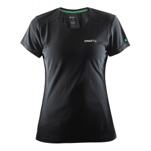Womens Craft In The Zone T-Shirt Short Sleeve Technical Tops(L)