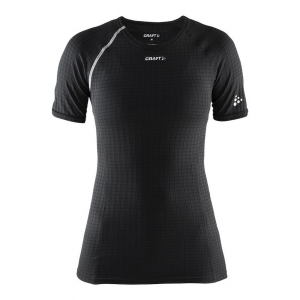 Womens Craft Active Extreme Short Sleeve Technical Tops(XL)