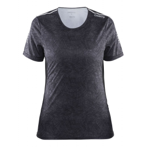 Womens Craft Mind Tee Short Sleeve Technical Tops(XS)