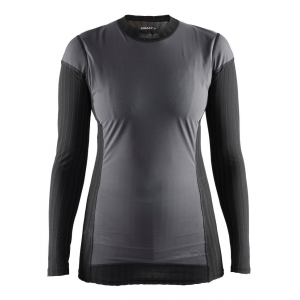 Womens Craft Extreme 2.0 CN Long Sleeve Technical Tops(M)
