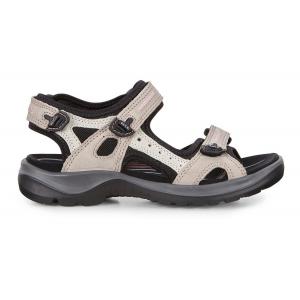 Womens Ecco Yucatan Sandals Shoe(5.5)
