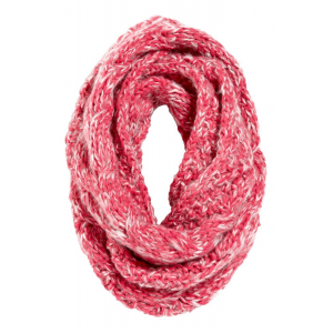 Womens Road Runner Sports Stitch In Time Cable Knit Infinity Scarf Headwear(null)