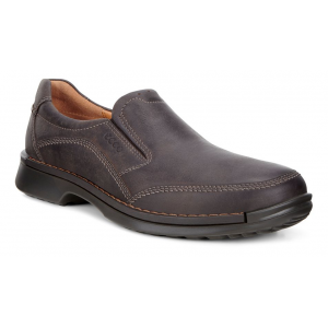 Mens Ecco Fusion Slip-On II Casual Shoe(12.5)