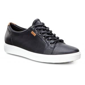 Womens Ecco Soft VII Sneaker Casual Shoe(4.5)