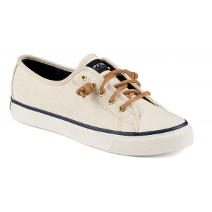 Womens Sperry Seacoast Canvas Casual Shoe(10)