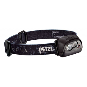 Petzl Actik Core Headlamp Safety(null)