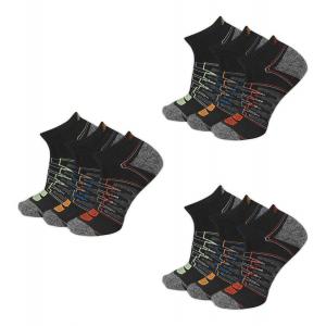 New Balance Unisex Performance Low Cut 9 Pack Socks(L)