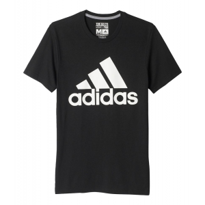 Mens Adidas Badge of Sport Classic Tee Short Sleeve Technical Tops(XXL)