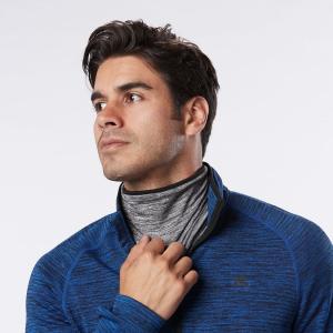 Unisex R-Gear Grid Fleece Neck Warmer Headwear(null)