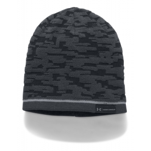 Mens Under Armour Reversible Graphic Beanie Headwear(null)