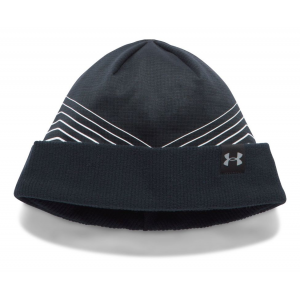 Under Armour Girls Reactor Fleece Beanie Headwear(null)
