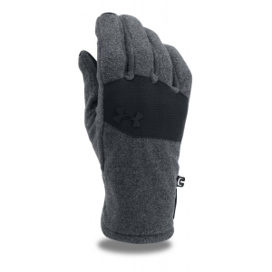 Mens Under Armour Survivor Fleece Glove 2.0 Handwear(M)