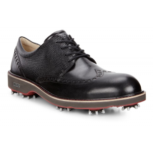 Mens Ecco Golf Lux Cleated Shoe(13.5)