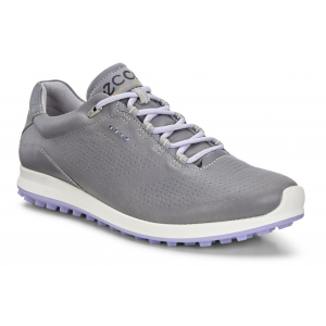 Womens Ecco BIOM Hybrid 2 Perf Cleated Shoe(5.5)