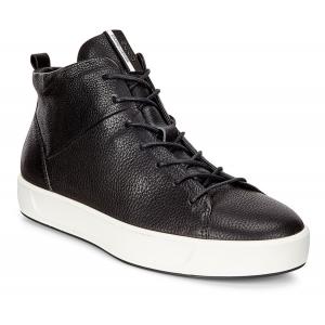 Womens Ecco Soft 8 High Top Casual Shoe(5.5)