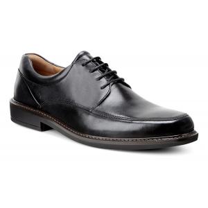 Mens Ecco Holton Apron Toe Tie Casual Shoe(5.5)