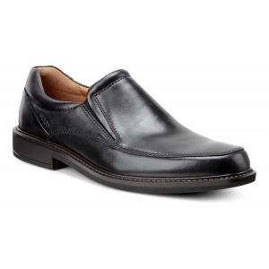 Mens Ecco Holton Apron Toe Slip On Casual Shoe(9.5)