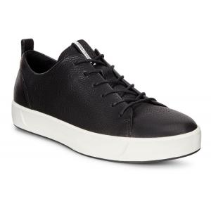 Womens Ecco Soft 8 Tie Casual Shoe(5.5)