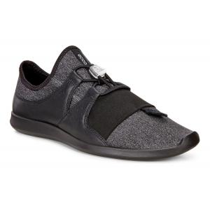 Womens Ecco Sense Elastic Toggle Casual Shoe(7.5)