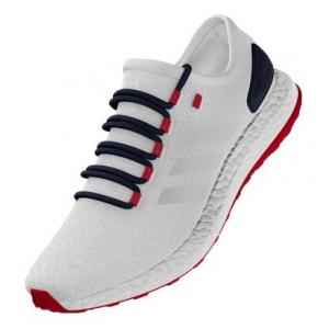 adidas PureBoost Stars and Stripes Running Shoe(8.5)