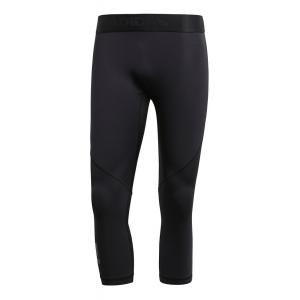 Mens Adidas Alphaskin Sport 3/4 Tights & Leggings Pants(L)