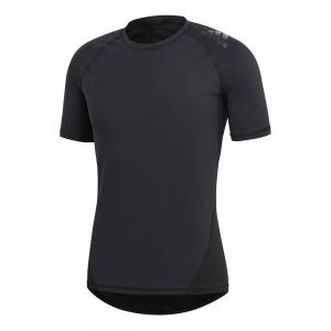 Mens adidas Alphaskin Sport T-Shirt Short Sleeve Technical Tops(L)