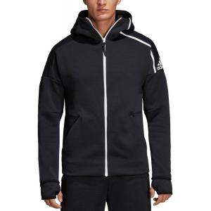 Mens Adidas ZNE Half-Zips & Hoodies Technical Tops(XL)