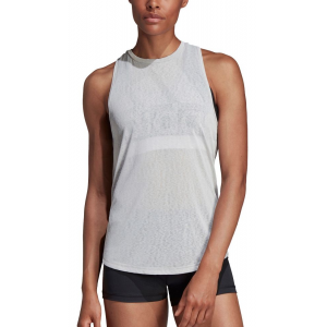 Womens Adidas Magic Logo Sleeveless & Tank Technical Tops(M)