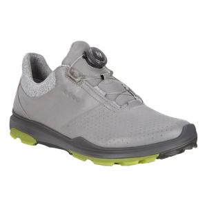 Mens Ecco Golf Biom Hybrid 3 Cleated Shoe(11.5)