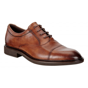 Mens Ecco Vitrus II Cap Toe Tie Casual Shoe(12.5)
