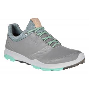 Womens Ecco Golf Biom Hybrid 3 GTX Cleated Shoe(5.5)