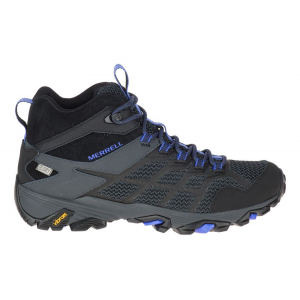 Womens Merrell MOAB FST 2 Mid Waterproof Hiking Shoe(10)