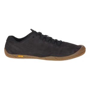 Womens Merrell Vapor Glove 3 Luna Leather Trail Running Shoe(5.5)