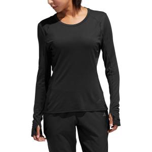 Womens Adidas Supernova Tee Long Sleeve Technical Tops(M)