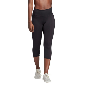 Womens Adidas Believe This High-Rise 3/4 Capris Tights(S)