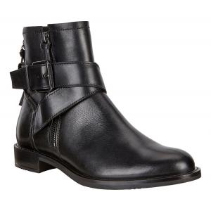 Womens Ecco Shape 25 Buckle Boot Casual Shoe(9.5)