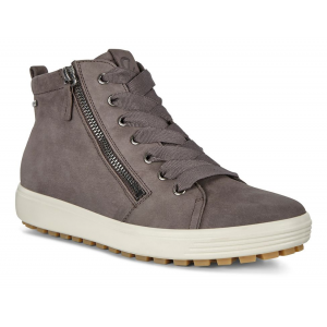 Womens Ecco Soft 7 Lug GTX High Casual Shoe(8.5)