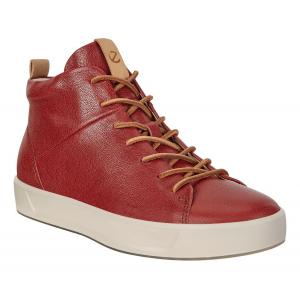 Womens Ecco Soft 8 High Top II Casual Shoe(9.5)