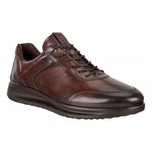 Mens Ecco Aquet Sneaker Casual Shoe(8.5)