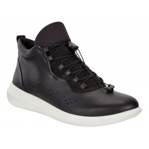 Womens Ecco Scinapse High Top Casual Shoe(10.5)