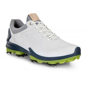 Mens Ecco Golf BIO G3 Cleated Shoe(6.5)