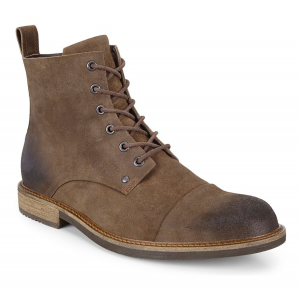 Mens Ecco Kenton Lace Boot Casual Shoe(8.5)