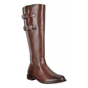 Womens Ecco Shape 25 Tall Buckle Boot Casual Shoe(4.5)