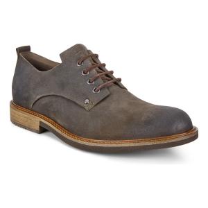 Mens Ecco Kenton Plain Toe Casual Shoe(10.5)