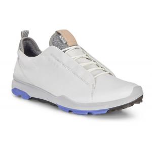 Womens Ecco Golf Biom Hybrid 3 Cleated Shoe(7.5)
