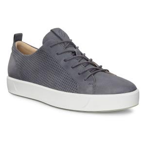 Mens Ecco Soft 8 Summer Sneaker Casual Shoe(9.5)