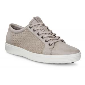 Mens Ecco Soft 7 Plaited Lace Up Casual Shoe(10.5)